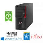 Fujitsu Celsius W530 E3-1226 v3 3.3GHz 16Gb 1Tb DVD-RW QUADRO K2000 2Gb Windows 10 Professional