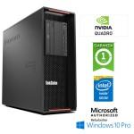 Workstation Lenovo ThinkStation P700 2 Xeon E5-2630 V3 32Gb 1Tb DVD-RW Quadro M4000 8Gb Windows 10 Pro