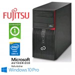 PC Fujitsu Esprimo P556 Core i5-6400 2.7GHz 8Gb Ram 256Gb SSD Windows 10 Professional Tower