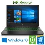 Notebook HP Pavilion 15-dk0047nl i7-9750H 16Gb 1256Gb SSD 15.6' NVIDIA GeForce GTX 1650 4GB Gaming Win. 10HOME