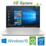 Notebook HP 15-dw0070nl Core i5-8265U 1.6GHz 8Gb 512Gb SSD 15.6' HD LED Geforce MX110 2Gb Windows 10 HOME