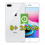 Apple iPhone 8 Plus 256Gb Silver A11 MQ9P2J/A 5.5' Argento Originale iOS 12
