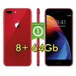 Apple iPhone 8 Plus 64Gb Red A11 MQ8N2QL/A 5.5' Rosso Originale iOS 12