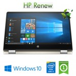 Notebook HP Pavilion x360 14-dh0037nl Intel Core i5-8265U 1.6GHz 8Gb 256Gb SSD 14' FHD Windows 10 HOME