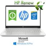 Notebook HP 15-dw0057nl Core i7-8565U 1.8GHz 8Gb 1128Gb SSD 15.6' FHD LED GeForce MX130 2GB Windows 10 Pro.