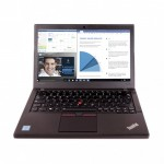 Notebook Lenovo Thinkpad X260 Core i5-6300U 2.4GHz 8Gb 256Gb SSD 12.5' Windows 10 Professional