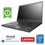 Notebook Lenovo ThinkPad L520 Core i5-2450M 8Gb 500GB NO-ODD 15.6' Windows 10 Professional