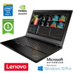 Mobile Workstation Lenovo ThinkPad P50 Core i7-6820HQ 16Gb 512Gb SSD 15.6' NVIDIA Quadro 1000M Win10 Pro
