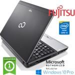 Notebook Fujitsu Lifebook P702 Core i5-3210M 2.5GHz 4Gb 320Gb 12.1' Webcam Windows 10 Professional