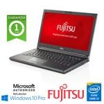 Notebook Fujitsu Lifebook E544 Core i3-4000M 8Gb Ram 320Gb DVD-RW 14' Windows 10 Professional