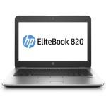 Notebook HP EliteBook 820 G3 Core i5-6200U 2.3GHz 8Gb 256Gb SSD 12.5' HD AG LED Windows 10 Professional