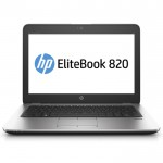 Notebook HP EliteBook 820 G3 Core i7-6500U 2.5GHz 8Gb 256Gb SSD 12.5' HD AG LED Windows 10 Professional