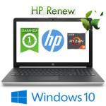 Notebook HP 15-db1066nl AMD Ryzen3-3200U 2.6GHz 8Gb 256Gb SSD 15.6' HD BV LED Windows 10 HOME