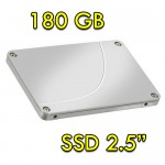 Hard Disk Per Notebook 180Gb SSD SATA 2.5' Varie Marche