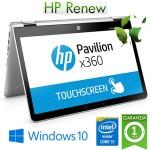 Notebook HP Pavilion x360 14-dh0011nl Intel Core i5-8265U 1.6GHz 8Gb 256Gb SSD 14' FHD Windows 10 HOME