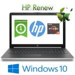 Notebook HP 14-dk0010nl AMD Ryzen5-3500U 2.1 GHz 8Gb 256Gb SSD 14' FHD LED Windows 10 HOME