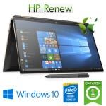 Notebook Convertible HP Spectre x360 15-df1006nl Core i7-9750H 16Gb 512Gb SSD 15.6' GTX 1650 4GB Win. 10 HOME