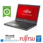 Notebook Fujitsu Lifebook E746 Core i5-6300U 8Gb Ram 256Gb SSD  14' Windows 10 Professional