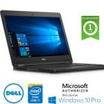 Notebook Dell Latitude E5470 Core i7-6600U 8Gb 256Gb SSD 14' Windows 10 Professional