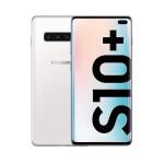 Smartphone Samsung Galaxy S10+ SM-G975F/DS 6.1' FHD 8G 128Gb 12MP Bianco