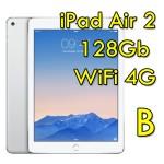 iPad Air 2 128Gb Argento WiFi Cellular 4G 9.7' Retina Bluetooth (Seconda Generazione) MGWM2TY/A [Grade B]