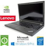 Workstation Lenovo ThinkPad W541 Core i7-4940MX 3.1GHz 16Gb 256Gb SSD 15.6' Quadro K2100M 2G Windows 10 Pro