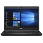 Notebook Dell Latitude E5480 Core i5-6300U 8Gb 256Gb SSD 14' WEBCAM Windows 10 Professional [Grade B]