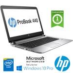 Notebook HP ProBook 440 G3 Intel Pentium 4405U 8Gb 128Gb SSD 14' LED Windows 10 HOME