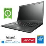 Notebook Lenovo Thinkpad L560 Intel Celeron 3955U 8Gb 128Gb SSD 15.6' WEBCAM Windows 10 HOME