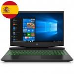 Notebook HP Pav 15-dk0000ns i5-9300H 8Gb 256Gb 15.6' GeForce GTX1050 3GB Win 10 HOME [LINGUA SPAGNOLA]