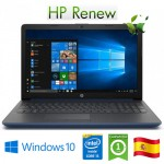 HP 15-da2006ns i5-10210U RAM8Gb SSD256Gb 15.6' Win 10 Home (Reacondicionado) ES 7ZH50EAR#ABE