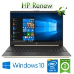 HP 15s-fq1006ns i5 RAM12Gb SSD512Gb 15.6'Win10 Home (Reacondicionado)ES 8AW60EAR#ABE