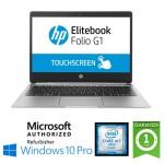 Notebook HP EliteBook Folio G1 M7-6Y75 1.2GHz 8Gb 256Gb SSD 12.5' FHD Windows 10 Professional
