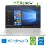 Notebook HP 15-dw2022nl Core i5-1035G1 1.0GHz 12Gb 256Gb SSD 15.6' FHD Nvidia Geforce MX130 2GB Win. 10 HOME