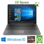 Notebook HP 15s-eq0029nl Ryzen5-3500U 8Gb 512Gb SSD 15.6' FHD Windows 10 HOME