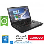 Notebook Lenovo Thinkpad X270 Core i5-6300U 8Gb 128Gb SSD 12.5' WEBCAM Windows 10 Professional