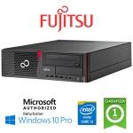 PC Fujitsu Esprimo E910 Core i3-2120 3.3GHZ 4Gb Ram 250Gb DVD-RW Windows 10 Professional
