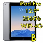 Apple iPad Pro A1671 12.9' 256Gb WiFi-Cellular 4G MPA42FD/A Smart Connector Bluetooth Space Gray [Grade B]