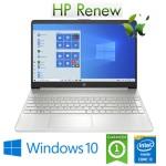 Notebook HP 15-dy1001nl Intel Core i3-1005G1 1.2GHz 8Gb 256Gb SSD 15.6' HD LED Windows 10 HOME