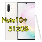Smartphone Samsung Galaxy Note 10+ SM-N975F 6.8' FHD 12Gb RAM 512Gb 16MP White