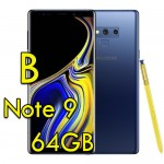 Smartphone Samsung Galaxy Note 9 SM-N960F 6.3' FHD 6Gb RAM 64Gb 12MP Blue [Grade B]