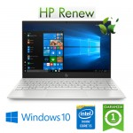 Notebook HP ENVY 13-aq1006nl Core i5-10210U 1.6GHz 8Gb 512Gb SSD 13.3' FHD LED Windows 10 HOME
