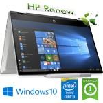 Notebook HP Pavilion x360 14-dw0008nl Intel Core i3-1005G1 1.2 GHz 8Gb 256Gb SSD 14' FHD LED Windows 10 HOME