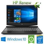 Notebook HP Pavilion 15-dk0061nl i5-9300H 8Gb 512Gb SSD 15.6' NVIDIA GeForce GTX 1650 4GB Gaming Win.10 HOME