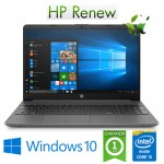 Notebook HP 15-dw1067nl Core i5-10210U 1.6GHz 8Gb 512Gb SSD 15.6' FHD Nvidia GeForce MX110 2GB Win.10 HOME