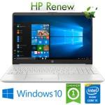 Notebook HP 15-dw2000nl Core i5-1035G1 1.0GHz 8Gb 512Gb SSD 15.6' FHDNvidia GeForce MX130 2GB Win. 10 HOME