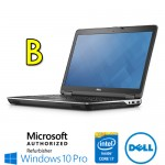 Notebook Dell Latitude E6540 Core i7-4800MQ 8Gb 256Gb 15.6' DVD WEBCAM Windows 10 Professional [Grade B]
