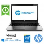 Notebook HP ProBook 450 G1 Core i5-4200M 2.5GHz 8Gb 500Gb HD 15.6' DVD-RW Windows 10 Professional