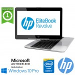 Notebook HP EliteBook Revolve 810 G2 Core i7-4600U 2.1GHz 8Gb 256Gb SSD 11.6' Windows 10 Professional