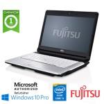 Notebook Fujitsu Lifebook S710 Core i3-370M 2.4 GHz 8Gb Ram 500Gb 14'  Windows 10 Professional